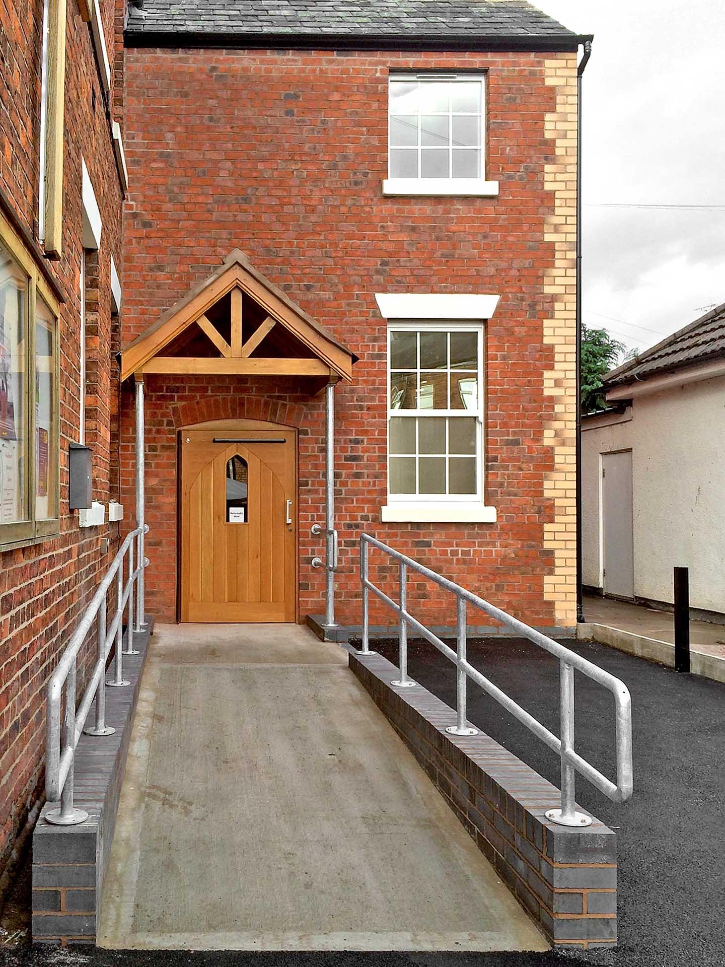 Commercial - Haslington Methodist Church