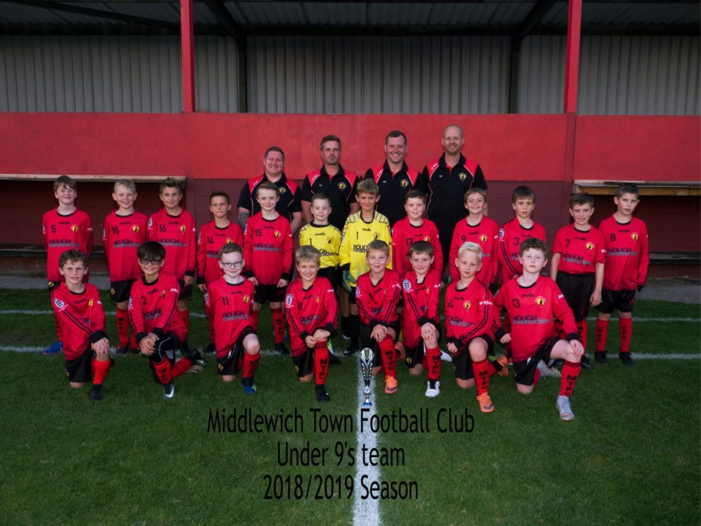Middlewich Town Football Club