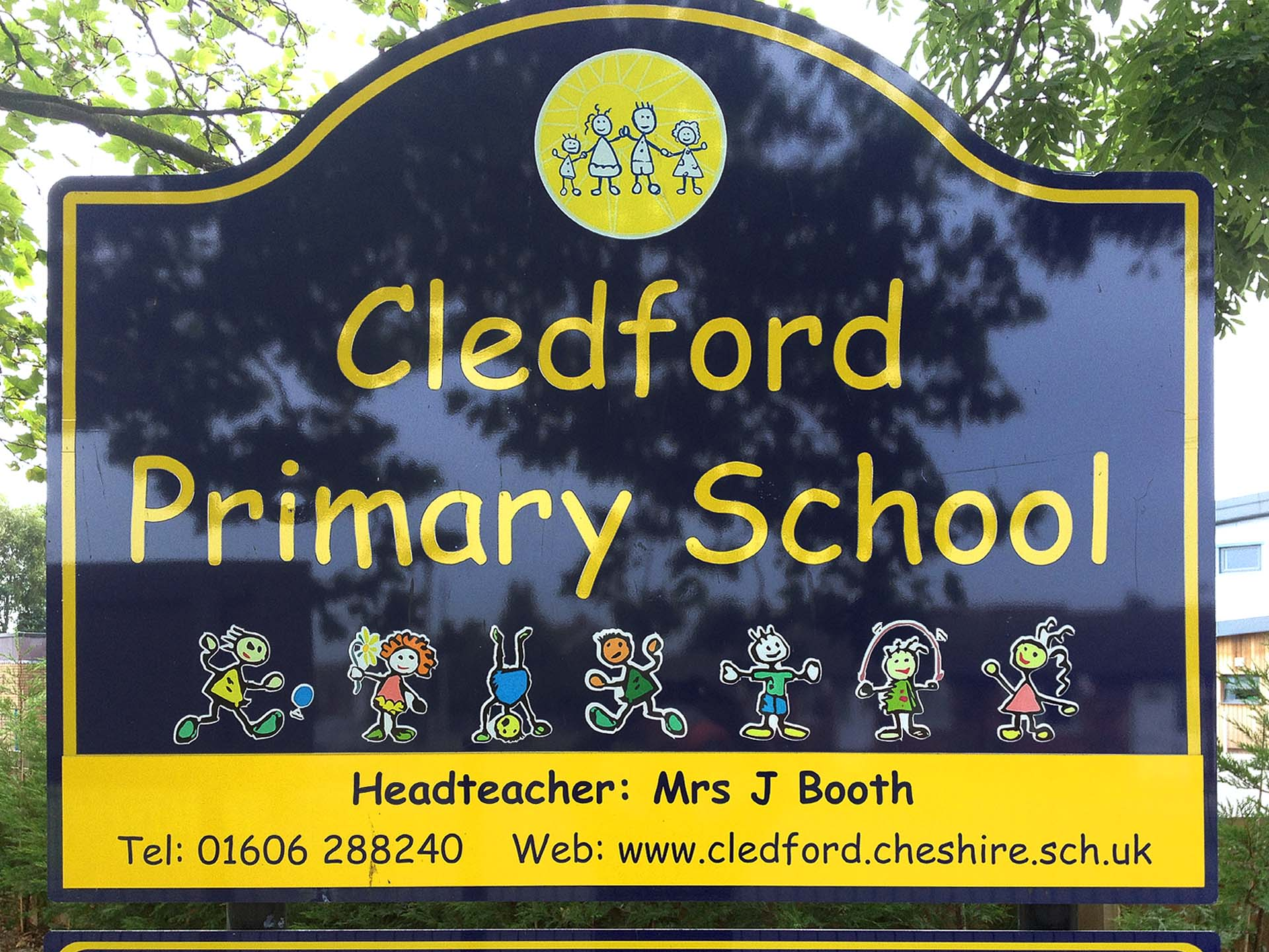 Commercial - Cledford School